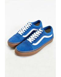 Vans - Natural Old Skool Gum Sole Sneaker for Men - Lyst