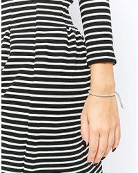 Estella Bartlett - Metallic Bex Skinny Bracelet - Lyst