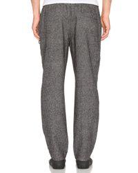 Stussy - Gray Dress Beach Pant for Men - Lyst