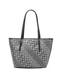 Nine West | Gray Ava Tote | Lyst