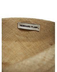 Reinhard Plank - Natural New Season - Mens Turbino Straw Hat for Men - Lyst