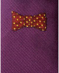 Fornasetti - Purple Tie for Men - Lyst