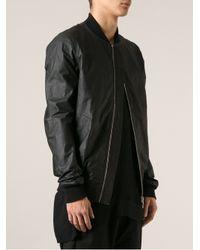d433cf4c9 Men's Black Bomber Jacket