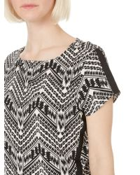 Therapy | Black Aztec Shell With Binding | Lyst