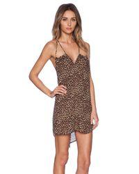 Acacia Swimwear Multicolor Capri Mini Dress