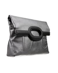 Pinko | Gray Handbag Woman | Lyst