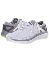 Under Armour | Gray Ua Speedform™ Fortis for Men | Lyst