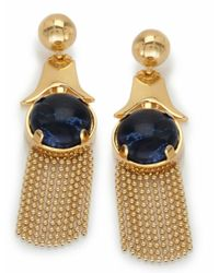 Lele Sadoughi | Gazebo Chandelier Earrings, Iris Blue | Lyst