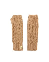 Vince Camuto | Natural Cable Knit Arm Warmer | Lyst