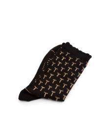 Ted Baker - Black Pinnie 3 Pack Organic Cotton Sock Set - Lyst
