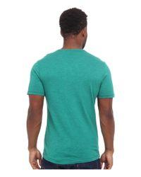 Original Penguin - Green Bing V-neck Heritage for Men - Lyst