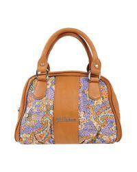John Galliano - Brown Handbag - Lyst