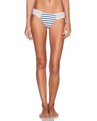 Blue Life Blue Portofino Cheeky Bikini Bottom