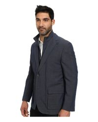Kroon - Gray Commodore Blazer With Removable Bib for Men - Lyst