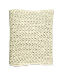 Forever 21 - Natural Chunky Knit Scarf - Lyst