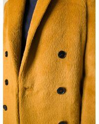 D.Efect - Brown Audra Coat - Lyst