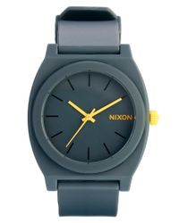 Nixon | Gray Time Teller Watch A119 for Men | Lyst