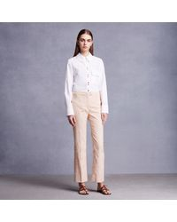 Trademark   Pink Marl Flare Pant   Lyst