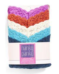 Hanky Panky | Multicolor Plus (5-pack) | Lyst