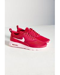 Nike | Pink Women's Air Max Thea Running Sneaker | Lyst