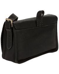 Ted Baker Black Markun Cross Body Bag
