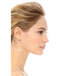 Samantha Wills - Pink Jasmine & Fleetwood Drop Earrings - Lyst