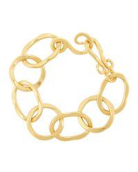 Stephanie Kantis - Metallic Oval & Round Link Bracelet - Lyst