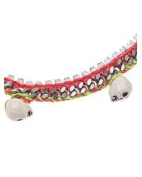 Venessa Arizaga Multicolor Necklace