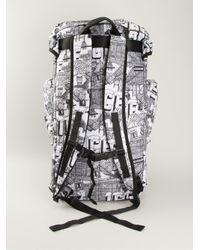 PUMA - White Animal Print Backpack for Men - Lyst