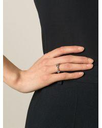 Aurelie Bidermann | Metallic 'palazzo' Ring | Lyst
