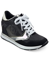 Guess Black Liela Sneakers
