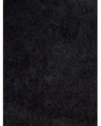 Lanvin - Black Felt Cap - Lyst