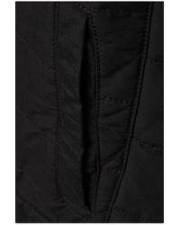 BOSS Orange - Black Jacket 'oskar-w' In Cotton Blend for Men - Lyst