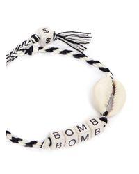 Venessa Arizaga - Black 'bombshell' Bracelet - Lyst