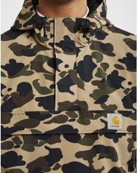Carhartt WIP - Multicolor Nimbuss Hooded Pullover Multi for Men - Lyst