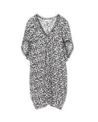 Tory Burch | Black Carmela Dress | Lyst