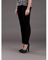 Rag & Bone Black Plush Legging