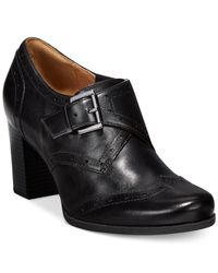 Clarks Black Artisan Women's Ciera Tide Shooties