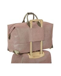 Bric's | Natural Life Micro-suede 22 Duffle Bag | Lyst