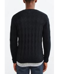 Timberland - Black Delly Cardigan for Men - Lyst