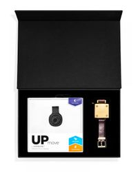 BaubleBar | Metallic Tango Bracelet & Up Move By Jawbone Duo - Plum | Lyst