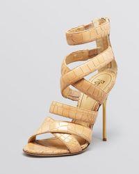 Jerome C. Rousseau | Multicolor Sandals Floyd High Heel | Lyst