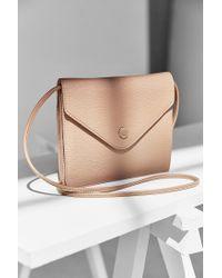 Kimchi Blue | Pink Box Envelope Crossbody Bag | Lyst