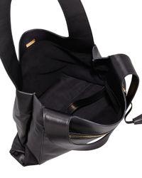 Tom Ford Black Alexia Zippocket Shoulder Bag