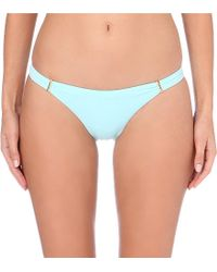 Melissa Odabash | Blue Martinique Bikini Bottoms | Lyst