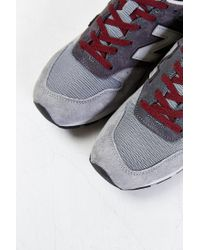 New Balance - Gray 996 Made In Usa Connoisseur Painters Running Sneaker for Men - Lyst