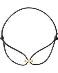 Georg Jensen - Yellow Magic 18ct Gold Diamond Bracelet - Lyst