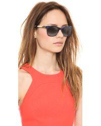 Etnia Barcelona - Africa 03 Degrade Sunglasses Blue Horn - Lyst