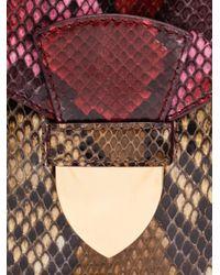 Sophie Hulme | Multicolor Spear Tab Crossbody Bag | Lyst