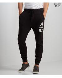 Aéropostale | Black A87 Jogger Sweatpants | Lyst